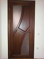 Двери межкомнатные деревянные в Виннице. Коллекция модерн, модель ЛОЗА.