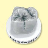 Воск биотек моделировочный серый Bredent