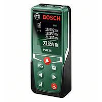 Лазерный дальномер Bosch PLR 25 (new), 0603672520