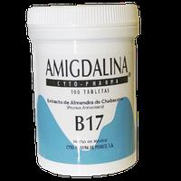 Витамин В-17 (500мг), B-17, 100 табл.