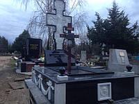 Православный крест на могилу № 52