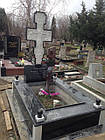 Православный крест на могилу № 52, фото 2
