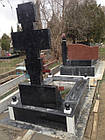 Православный крест на могилу № 52, фото 3