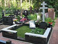 Православный крест на могилу № 53