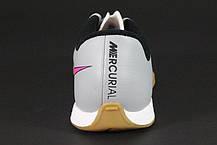 Футзалки Nike MERCURIAL VORTEX II IC 651643-060 JR  (Оригинал), фото 2