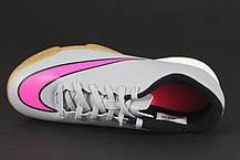 Футзалки Nike MERCURIAL VORTEX II IC 651643-060 JR  (Оригинал), фото 3