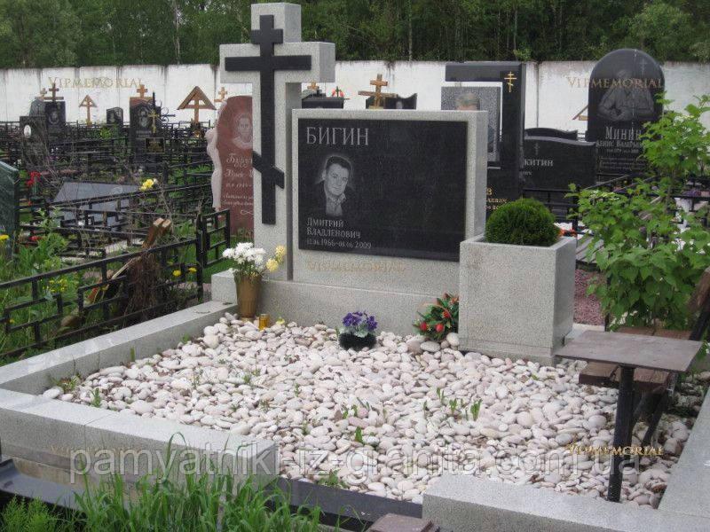 Православный крест на могилу № 56