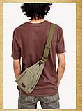 мужская сумка рюкзак, фото 8