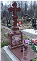 Православный крест на могилу № 63