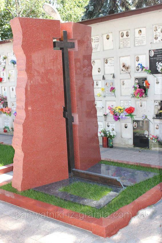 Православный крест на могилу № 64