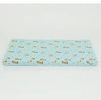 Детский матрас мишка жираф и слоник