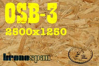 OSB-3 2500х1250х12 мм Kronospan, фото 1