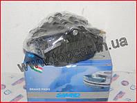 Тормозные колодки передние Renault Logan I 04-  Samko Италия 5sp220