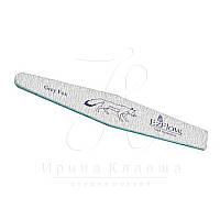 СЕРАЯ ЛИСА Пилочка для натуральных ногтей Grey Fox® Pro File, 180/180 грит - 28101