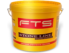 Мозаичная штукатурка STONE LINE DECOR, 25 кг
