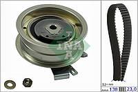 Комплект ГРМ для Octavia Tour 1.6 / 2.0 , Caddy 1.6 / 2.0 , Golf IV /  V  - 1.6 / 2.0 ( INA 530 0171 10 )