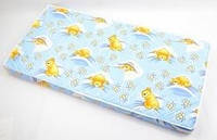 Детский матрас мишка в постели