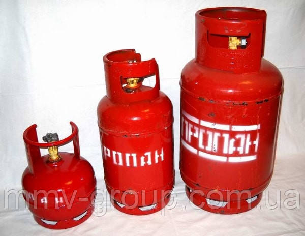 Купить газовые баллоны по низким ценам
