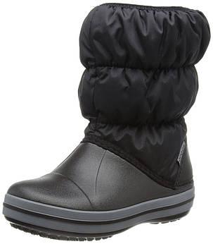 Женские сапоги Крокс Crocs -  Unisex Winter Puff Boot  Shoes, фото 2