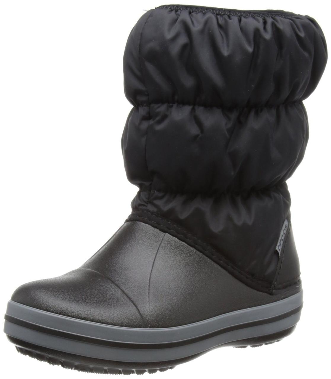 Женские сапоги Крокс Crocs -  Unisex Winter Puff Boot  Shoes
