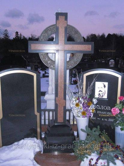 Православный крест на могилу № 85