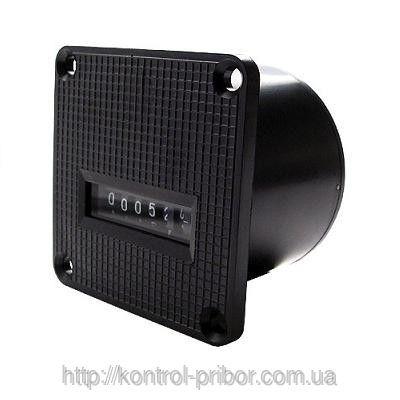 Счетчики времени наработки СВН-2-01 (счетчики моточасов)