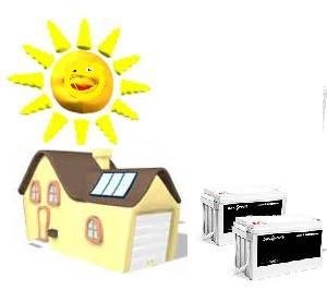 Автономные и гибридные солнечные электростанции
