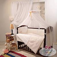 Набор в кроватку Darling шоколадный, фото 1