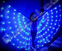 """Светодиодные крылья для танцев """"Звездное небо"""""""