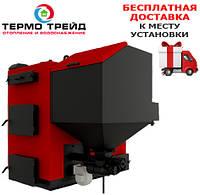 Котел с автоматической подачей топлива Altep KT-3E-SH 250 кВт