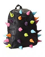 Рюкзак детский MadPax Rex Half Mascarade (черный мульти, 16 л), фото 1
