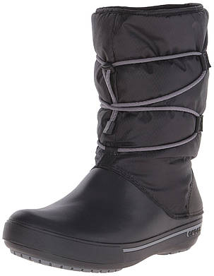 Crocs Women's Crocband II.5 Cinch Boot, фото 2