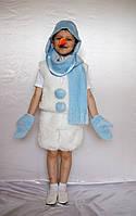 Карнавальный костюм Снеговика