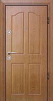 Двери Элит 960 на 2050 мм винорит уличные