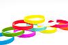 Силиконовые браслеты  оптом, упаковка 100шт., фото 3