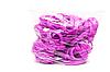 Силиконовые браслеты  с кольцом для ключей, упаковка 100 шт., фото 3