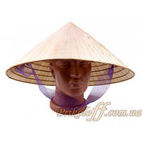 Вьетнамская шляпа бамбуковая