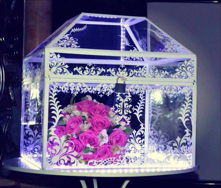Свадебный ларец для невест