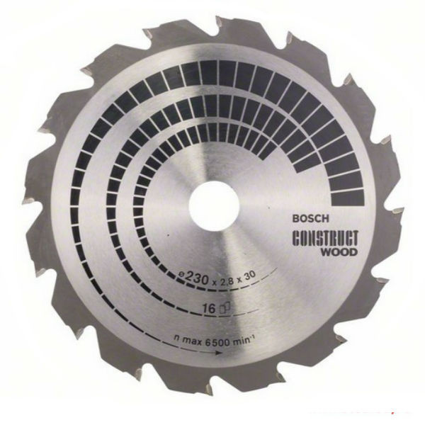 Циркулярный диск Bosch 230x30 16 Construct