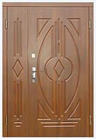 Входные двери  Элит с матовой пленкой 1200*2050 мм квартирамм