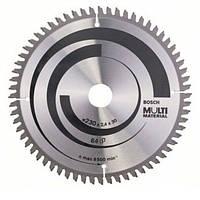 Циркулярный диск Bosch 230x30 64 Multi Material