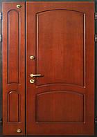 Двери Элит  с пленкой Винорит 1200 на 2050 мм уличные