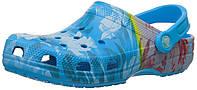 Кроксы Crocs Unisex Classic Tropical II Mule. Оригинал, фото 1