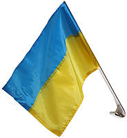 """Автомобильный флаг """"Украина"""" 46х31,5см"""