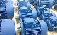 Электродвигатель АИР63В6 М