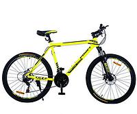 Спортивный велосипед Профи Янг 26 дюймов, Profi young  Алюминиевая рама, дисковые тормоза