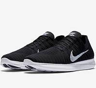 """Кроссовки Nike Free Run Flyknit """"Black Wind"""""""