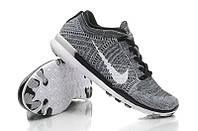 "Кроссовки Nike Free Run Flyknit ""Grey Orchid"" (топ реплика)"