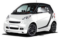 Fortwo (451)
