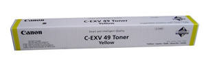Canon C-EXV49 Yellow (8527B002)
